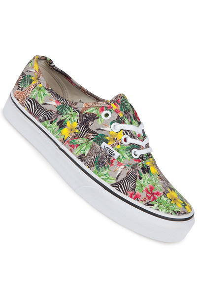 Vans Authentic Schuh women (kenya black true white)