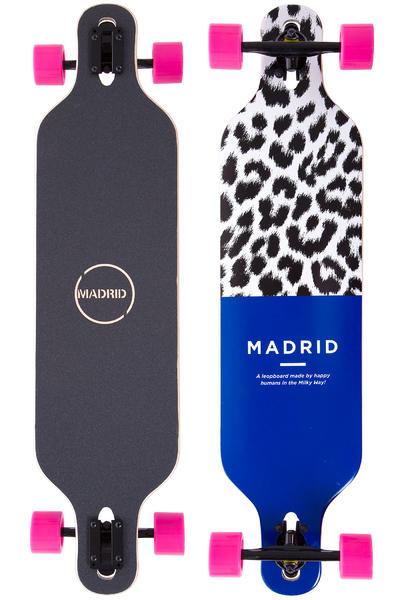 "Madrid Trance DT 39"" (99cm) Komplett-Longboard (leopard)"