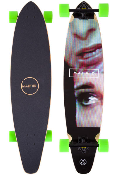"Madrid Transporter 39"" (99cm) Complete-Longboard (tv)"