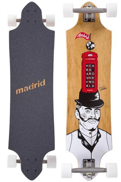 """Madrid Halberd 36.75"""" (93,3cm) Complete-Longboard (gentleman)"""