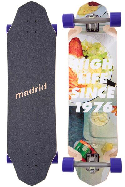 "Madrid TwinTwin 36"" (91,4cm) Complete-Longboard (high life)"