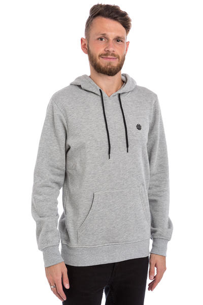 Element Grime Hoodie (grey heather)