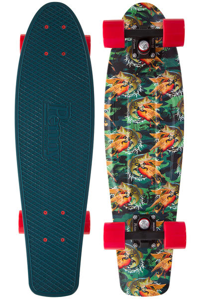 "Penny Graphic Series Hunting Season 27"" Cruiser (green orange)"