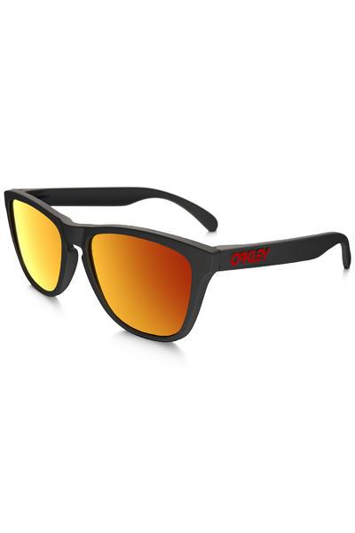Oakley Frogskin LX Sonnenbrille (matte black ruby irirdium)