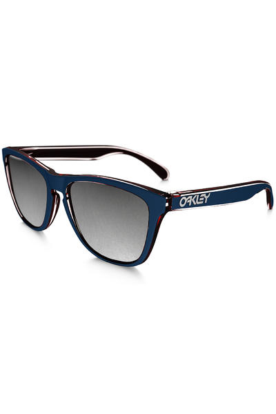 Oakley Frogskin LX Sunglasses (navy chrome iridium)