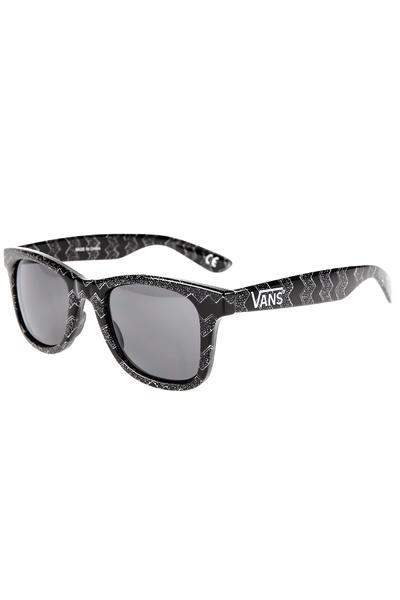 Vans Janelle Hipster Sunglasses women (black oatmeal)
