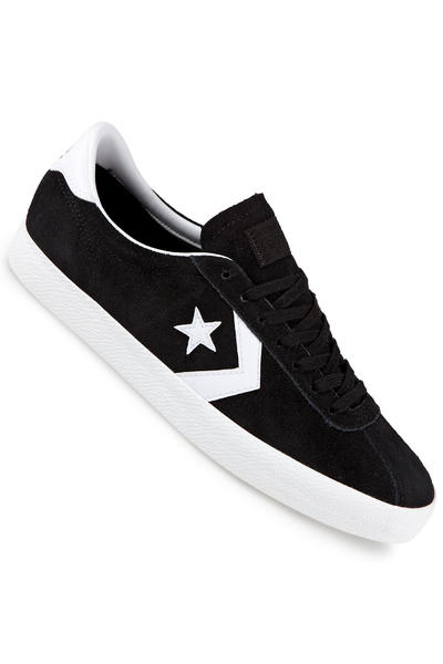 Converse Break Point Suede Schuh (black white)