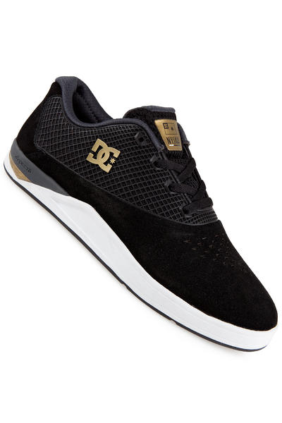DC N2 S By Nyjah Shoe (black gold)