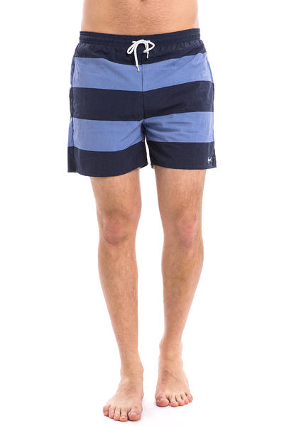 Forvert Korfu Boardshorts (navy lightblue)