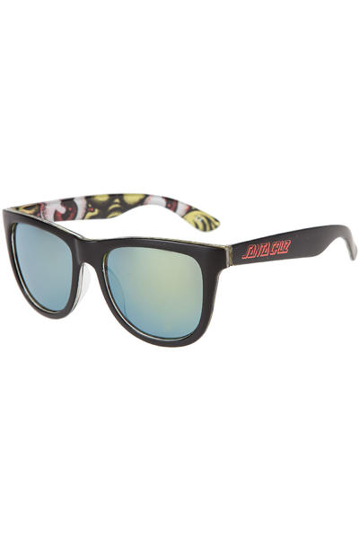 Santa Cruz Rob Eyes Insider Sunglasses (black yellow)
