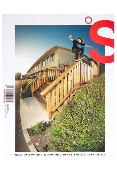 The Skateboard Mag Oktober 2014 Revista