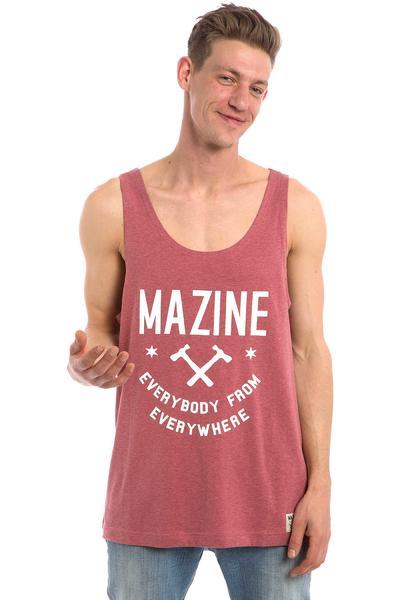Mazine Broome Tank-Top (marsala)