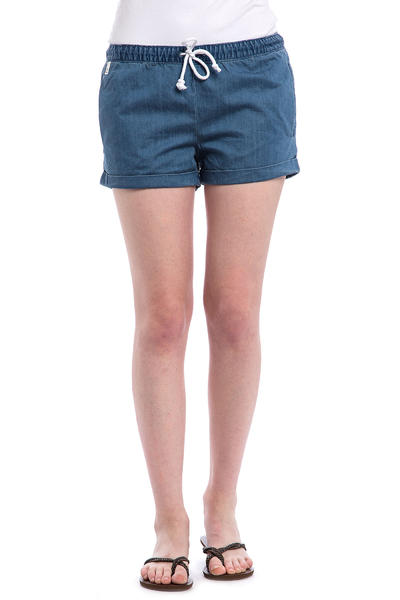 Mazine Dacapulco Shorts women (medium wash)