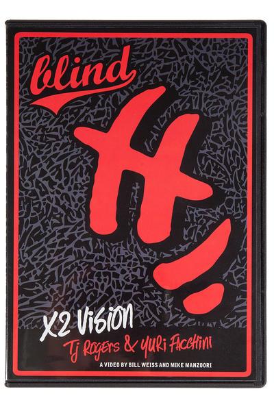 Blind X2 Vision DVD