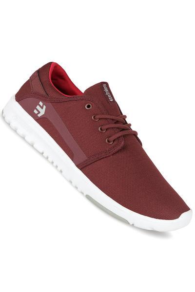 Etnies Scout Shoe (burgundy)