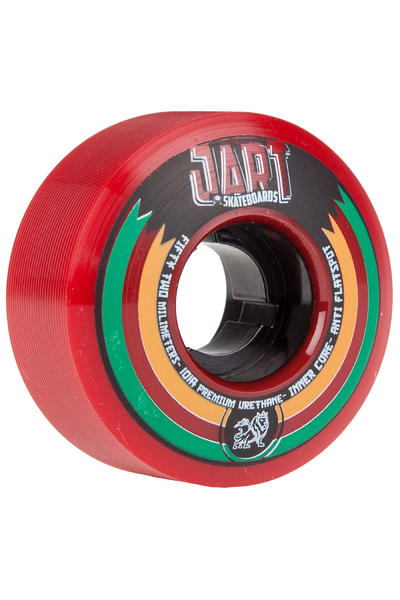 Jart Skateboards Kingston 52mm Wheel (red) 4 Pack