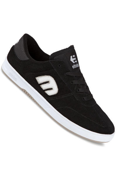 Etnies Lo-Cut Schuh (black white)