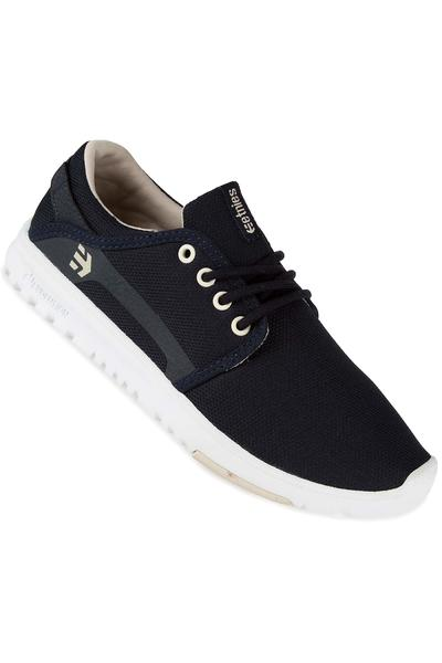 Etnies Scout Shoe women (navy tan white)