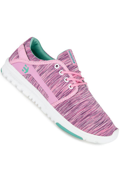 Etnies Scout Shoe women (pink white)