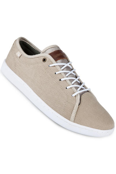 Quiksilver Cove Canvas Schuh (tan solid)