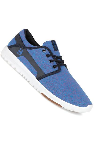 Etnies Scout Schuh (blue white gum)
