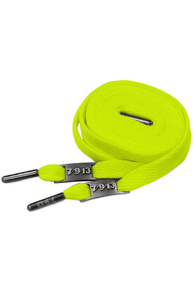 Sevennine13 Full Metal Laces (neon lime green)