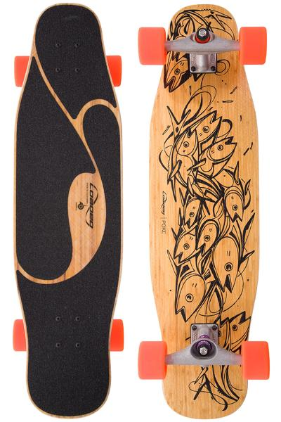 "Loaded Poke Komplett-Longboard Carver CX4 Setup 34"" (84cm)"