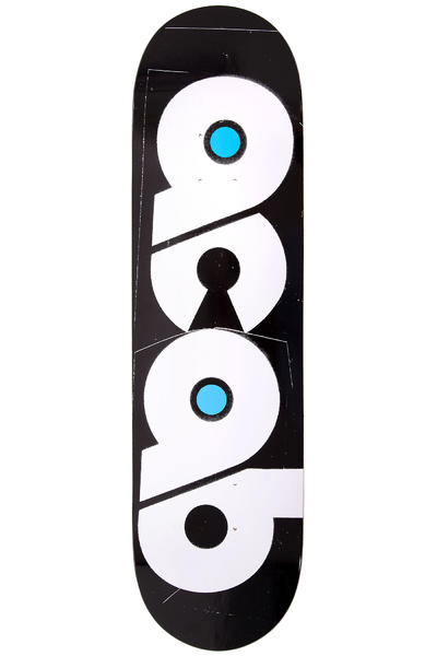 "Radio ACAB 8.25"" Deck (black white)"