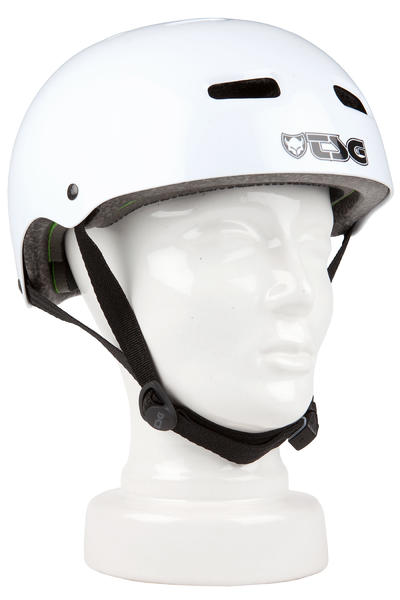 TSG Skate/BMX-Injected-Colors Casco (white)