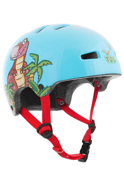 TSG Nipper Mini Graphic Design Helm kids (dinosaur)