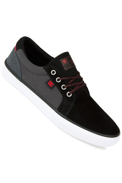 DC Council S Schuh (black athletic red white)