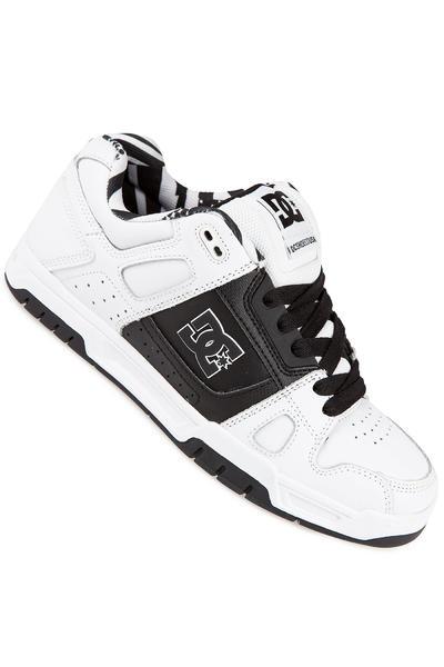 DC Stag Shoe (white black)
