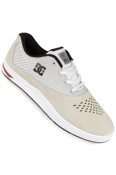 DC N2 S By Nyjah Shoe (white red)