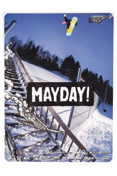 Videograss Mayday Blue-Ray & DVD 2014/15