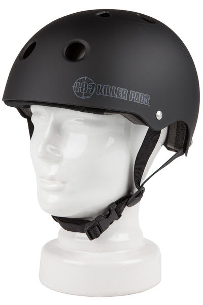 187 Killer Pads Pro Skate Casco (matte black)