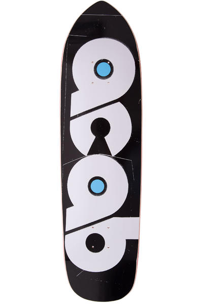 "Radio ACAB 8.625"" Deck (black white)"