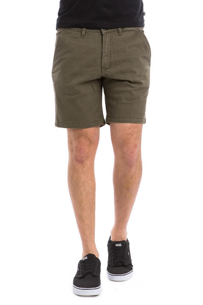 REELL Flex Chino Shorts (olive)
