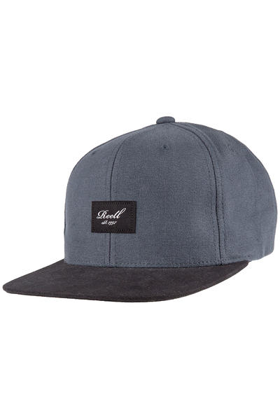 REELL Pitchout 6 Panel Cap (charcoal black)