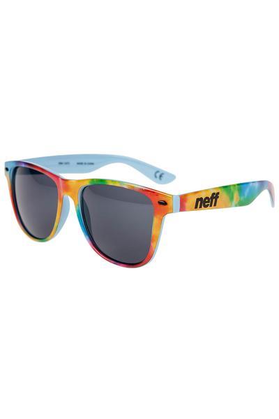 Neff Daily Sunglasses (tie dye sky)