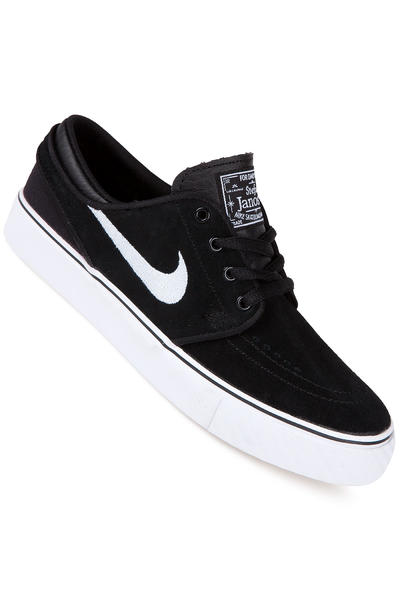 Nike SB Stefan Janoski Shoe kids (black white gum medium brown)
