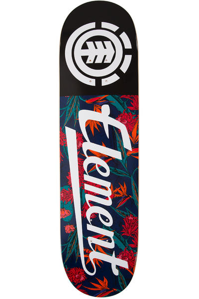 "Element Sketch Floral Script 8.25"" Deck"