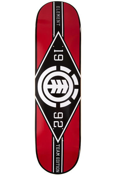 "Element Major League 8.25"" Deck (red black)"