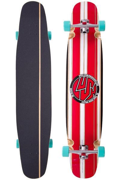 "Lush Legend Stripe 45,75"" (116,2cm) Komplett-Longboard"