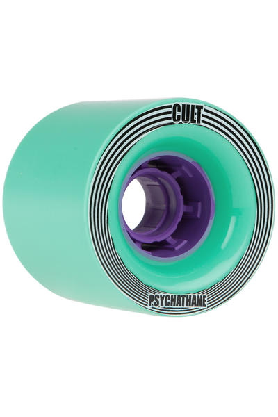 Cult Rapture 74mm 75A Wheel (turquoise) 4 Pack