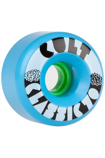 Cult Classics 70mm 80A Rollen (blue) 4er Pack