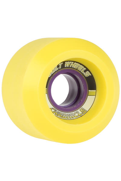 Cult Chronicle SG 65mm 83A Wheel (yellow) 4 Pack