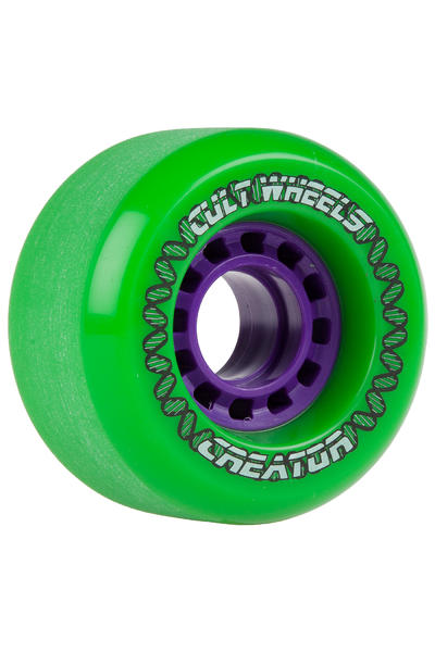 Cult Creator SG 72mm 78A Wheel (green) 4 Pack