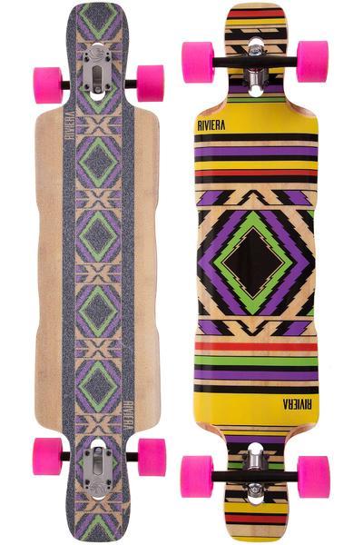 "Riviera Heta 40.5"" (102,9cm) Complete-Longboard (natural)"