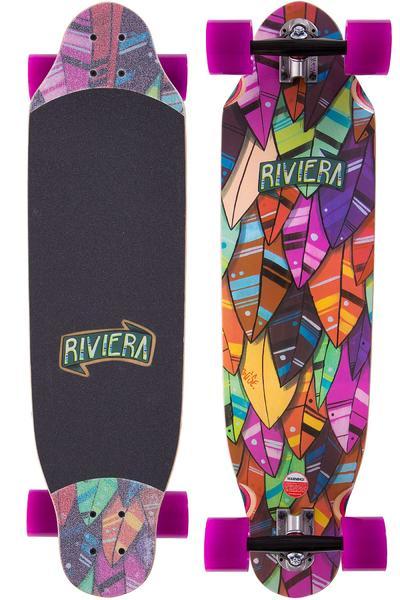 """Riviera Quivers 34"""" (86,4cm) Complete-Longboard"""