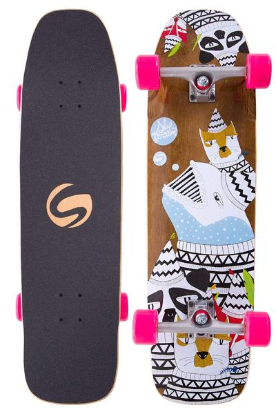 "Slipstream The Buddy 33.5"" (84,3cm) Komplett-Longboard"